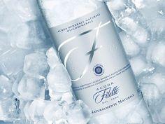 Acqua Filette Luxury water bottle.