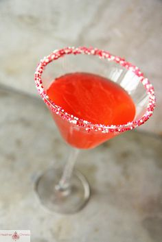 Vodka Red Hot Shots ~ This is hot, sweet and spicy cinnamon flavored liquor. Yummy!