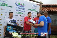 1º Desafio Internacional de Águas Abertas de Osório reúne atletas na Lagoa dos Barros