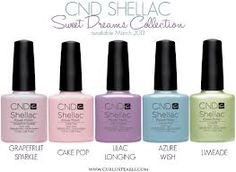 Waiting to arrive at The Beauty Barn this week… The new CND Shellac Spring 2013 colours! Aren't they fabulous?! Still only £25 for a full Shellac manicure or pedicure! Book an appointment now by calling (01472) 357333 or email us at info@the-beautybarn.co.uk   Make sure your nails look on trend & hop out from the crowd this spring with one of these gorgeous pastel Shellac colours!