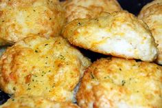 Red Lobster Cheddar Biscuits, another weakness of mine