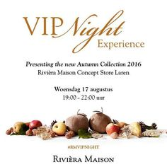 Riviera Maison Winter / Fall 2016 (check the apples and glass items!)