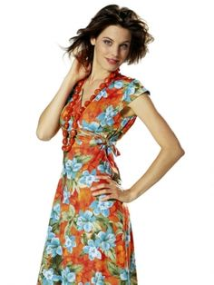 Schnittmuster: Kleid und Shirt - Wickel-Optik - Hauptkollektion - burda style