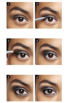 Step by Step Makeup - Jenna Menard Makeup How Tos - ELLE