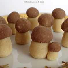 mandlove-hribecky Christmas Sweets, Muffin, Cookies, Breakfast, Food, Crack Crackers, Morning Coffee, Eten, Cookie Recipes