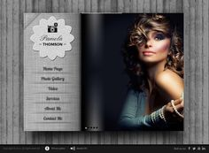 Personal folio HTML5 Template by Dynamic Template