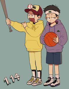 Jyushi and Ichi