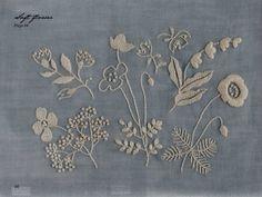 Amo Yumiko Higuchi colección 01-uno Color bordado libro del