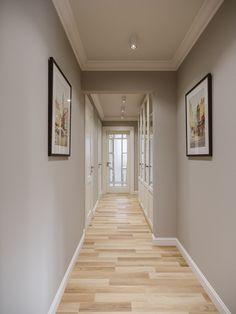 Not boring beige on Behance Kitchen Room Design, Home Room Design, Living Room Designs, House Design, Rideaux Design, Flur Design, Hall Interior Design, Room Wall Colors, Home Entrance Decor
