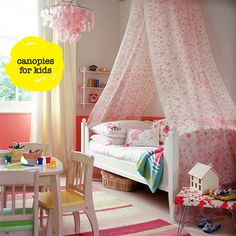 Canopy Bed For Girls Pretty If Only My Dauhter Was Young Again