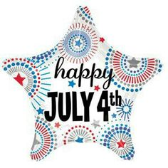 Happy of July Patriotic Balloon Bouquet Fourth Of July Decor, 4th Of July Celebration, 4th Of July Party, July 4th, Party City Balloons, Foil Balloons, Latex Balloons, Balloon Party, Independance Day