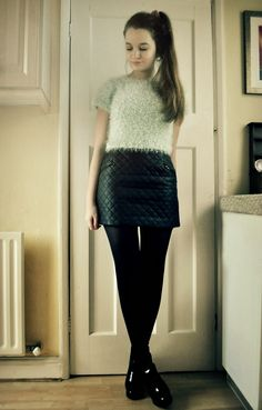 une maison de la mode: Mint Fluff