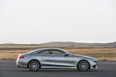 Foto Exteriores (16) Mercedes S class Cupe 2014