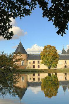 chteau de chamerolles centre france - Chateau De Chamerolles Mariage