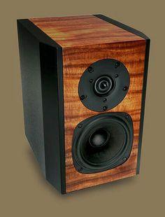 Diy Amplifier, Audiophile Speakers, Monitor Speakers, Bookshelf Speakers, Hifi Audio, Stereo Speakers, Loudspeaker Enclosure, Speaker Box Design, Audio System