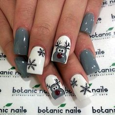 Winter Nails Designs 2015 (29)