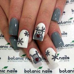 Winter Nails Designs 2015 (29)