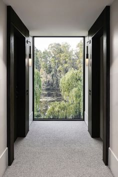 Mitchelton Winery Hotel by Hecker Guthrie - Australian Interior Design Awards Design Entrée, Lobby Design, House Design, Australian Interior Design, Interior Design Awards, Architecture Windows, Interior Architecture, Frameless Window, Hecker Guthrie