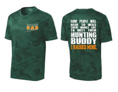 Camo Hunting Shirt Hunting Buddy Shirt Camouflage Deer Hunter Hunting Dad Shirt Hunting Decor Deer Hunting Hunting Party Hunter I Raised