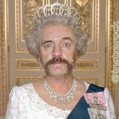 "406 To se mi líbí, 8 komentářů – InstraRock✴ (@instrarock) na Instagramu: ""God Save the Queen♠Eternal Dear Lord Master Lemny Fuckin…"""