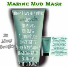 Native Americans of the Pacific Northwest tried to use this special mud to make pots. They were unsuccessful because of its fine particle size, but noticed their hands were softer and smoother. Epoch Mud Mask, Marine Mud Mask, Ap 24 Whitening Toothpaste, Best Skincare Products, Beauty Products, Skin Products, Glacial Marine Mud, Skin Head, Tighten Pores