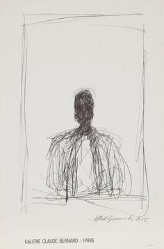 Alberto Giacometti 1955