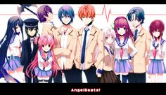 angel beats | Angel Beats!