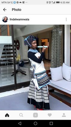 WOW traditional african fashion are stunning Image# 4931 African Dresses For Women, African Print Dresses, African Fashion Dresses, African Women, African Wedding Attire, African Attire, African Wear, South African Traditional Dresses, Traditional Outfits