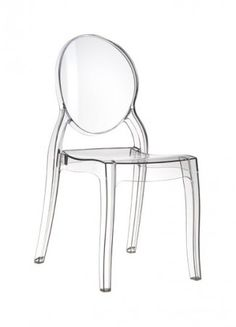 ELIZABETH Chaise Transparente