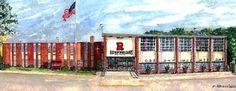 Zanesville Bishop Rosecrans High School  Where I went to HighSchool