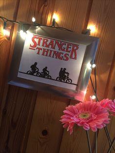 Stranger things drawing