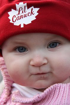 Lil Canadian by 'The World Through My Eyes', via Flickr