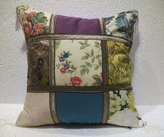 modern pillow covers patchwork pillow turkish pillow by meryemart