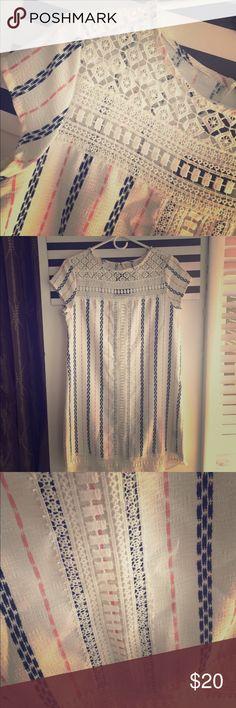 White Summer Dress Perfect for summer! Dresses Midi