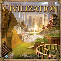 Foto Heidelberger HE335 - Civilization: Das Brettspiel (deutsch) 1