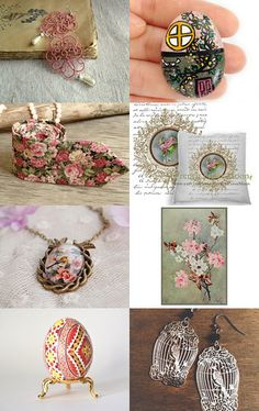 Some winter roses by Gioconda Pieracci on Etsy--Pinned with TreasuryPin.com
