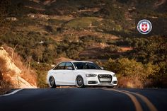 TAG Motorsport - Audi S4 B8 with Vintage HRE 501 by HRE Wheels