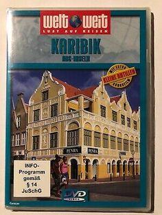 Karibik Weltweit DVD    eBay Broadway Shows, Ebay, Caribbean, World