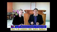 MOVIMENTO DE FÉ COM MISSIONARIO LEANDRO