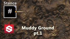 Muddy Ground Part 1 - Substance Designer Material Breakdown