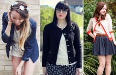 Ways To Wear: 1 lace blouse, 3 fashion bloggers!