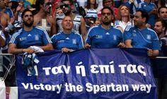 Greece-Russia Euro 2012  Greece's victory