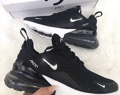 Check out our nike air max 270 selection for the very best in unique or custom, handmade pieces from our sneakers & athletic shoes shops. Cute Sneakers, Shoes Sneakers, Women's Shoes, Flat Shoes, Flat Sandals, Nike Air Shoes, Nike Air Max, Nike Socks, Zoom Iphone