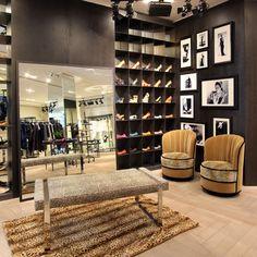 los angeles: lanvin store [elegant black]