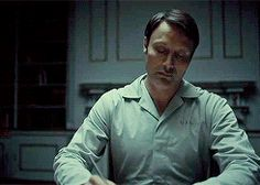 Hannibal S3 bloopers - Source: mikkelsenmads.tumblr