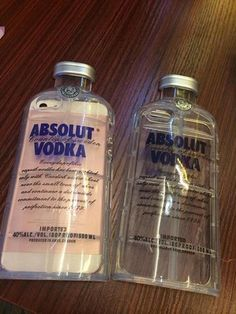 Apple iphone 5/5c/5s Sexy Vodka bottle shaped case shell | UNIQUECL0THING - Accessories on ArtFire