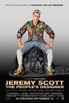 Jeremy Scott, el diseñador del pueblo, viste a Katy Perry, Rita Ora, Miley Cyrus, entre otras