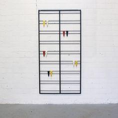 Toonladder Coat Rack by Coen de Vries for Pilastro | #13422