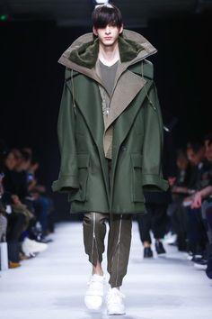 Paris Menswear A/W 2015  Juun J