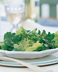 Arugula and Mint Salad. This is my husbands favorite salad of all time.  Goes GREAT with lamb as a main course...or anything really.